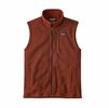 Patagonia Mens Better Sweater Vest Barn Red