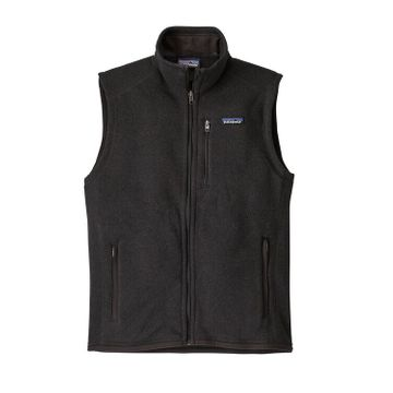 Patagonia Mens Better Sweater Vest Black