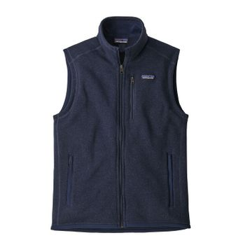Patagonia Mens Better Sweater Vest New Navy