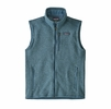 Patagonia Mens Better Sweater Vest Pigeon Blue