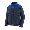 Patagonia Mens Bivy Down Jacket New Navy