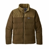 Patagonia Mens Bivy Down Jacket Sediment (close out)