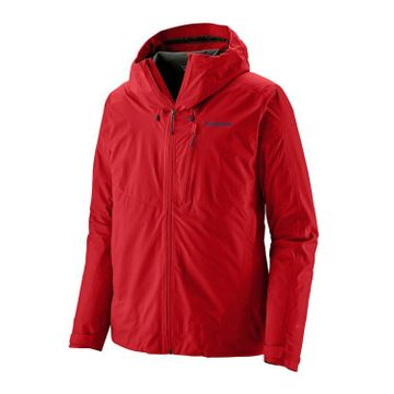 Patagonia Mens Calcite Jacket Fire