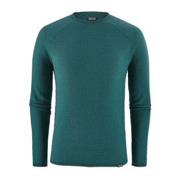 Patagonia Mens Capilene Air Crew Tasmanian Teal (Close Out)