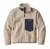 Patagonia Mens Classic Retro-X Jacket Natural