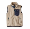 Patagonia Mens Classic Retro-X Vest Natural