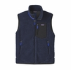 Patagonia Mens Classic Retro-X Vest New Navy