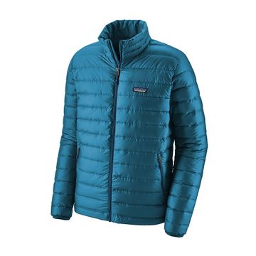 Patagonia Mens Down Sweater Balkan Blue (Close Out)