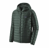 Patagonia Mens Down Sweater Hoody Carbon