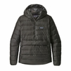 Patagonia Mens Down Sweater Hoody Pullover Forge Grey (close out)