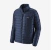 Patagonia Mens Down Sweater Jacket Classic Navy w/ Classic Navy