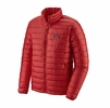 Patagonia Mens Down Sweater Jacket Fire w/ Fire (close out)