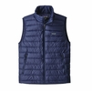 Patagonia Mens Down Sweater Vest Classic Navy w/ Classic Navy