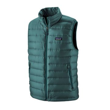 Patagonia Mens Down Sweater Vest Tasmanian Teal (Close Out)