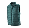 Patagonia Mens Down Sweater Vest Tasmanian Teal