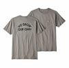 Patagonia Mens Grow Our Own Organic Pocket T Shirt Feather Grey  (close out)