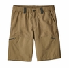 "Patagonia Mens Guidewater II Shorts 10"" Ash Tan"