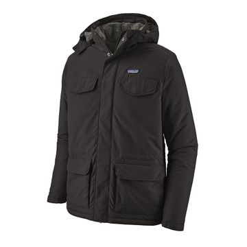 Patagonia Mens Isthmus Jacket Black