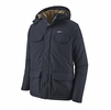 Patagonia Mens Isthmus Jacket Navy Blue