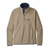 Patagonia Mens Lightweight Better Sweater Marsupial Pullover El Cap Khaki (Close Out)