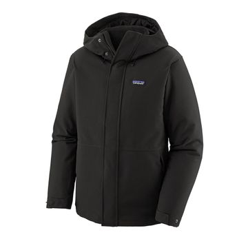 Patagonia Mens Lone Mountain 3-in-1 Jacket Black (Close Out)