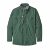 Patagonia Mens Long-Sleeved Sol Patrol II Shirt Regen Green (close out)