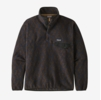 Patagonia Mens LW Synch Snap-T P/O Field Geo Small: New Navy