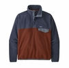 Patagonia Mens LW Synch Snap-T P/O Fox Red