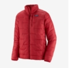 Patagonia Mens Macro Puff Jacket Classic Red (close out)