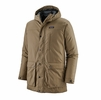 Patagonia Mens Maple Grove Down Parka Mojave Khaki