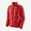 Patagonia Mens Micro Puff Jacket Fire (Close Out)