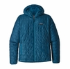 Patagonia Mens Nano Puff Hoody Big Sur Blue (Close Out)