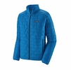 Patagonia Mens Nano Puff Jacket Andes Blue w/ Andes Blue