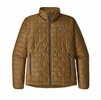 Patagonia Mens Nano Puff Jacket Coriander Brown