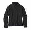 Patagonia Mens Off Country Pullover Sweater Black
