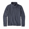 Patagonia Mens Off Country Pullover Sweater Navy Blue