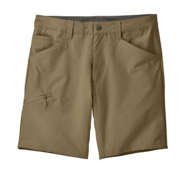 Patagonia Mens Quandary Shorts 8in Ash Tan (Close Out)