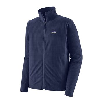 Patagonia Mens R1 TechFace Jacket Classic Navy