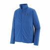Patagonia Mens R1 TechFace Jacket Superior Blue