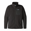 Patagonia Mens R2 TechFace Jacket Black