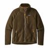 Patagonia Mens Retro Pile Fleece Jacket Sediment