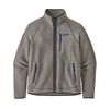 Patagonia Mens Retro Pile Jacket Feather Grey