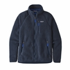 Patagonia Mens Retro Pile Jacket New Navy