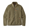 Patagonia Mens Retro Pile Jacket Sage Khaki (Close Out)