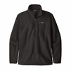 Patagonia Mens Retro Pile Pullover Black (Close Out)