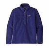 Patagonia Mens Retro Pile Pullover Cobalt Blue (Close Out)