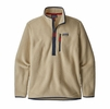 Patagonia Mens Retro Pile Pullover El Cap Khaki (Close Out)