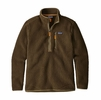 Patagonia Mens Retro Pile Pullover Sediment (close out)