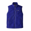 Patagonia Mens Retro Pile Vest Cobalt Blue (Close Out)