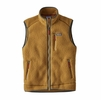 Patagonia Mens Retro Pile Vest Kastanos Brown